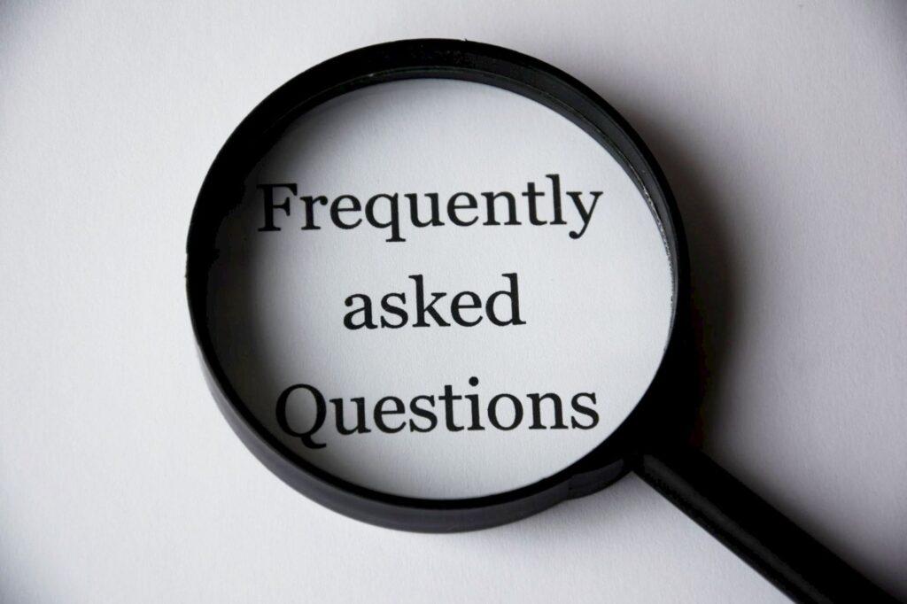 FAQ bij terras-pot